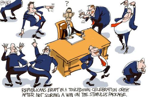 satire political cartoons. A political cartoon that