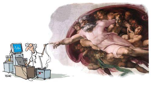 Kako se susreću vjera i znanost