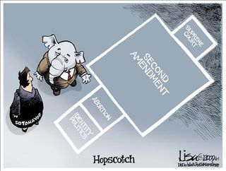 Cartoon 6-1 lisa benson 5-29 sotomayor hopscotch